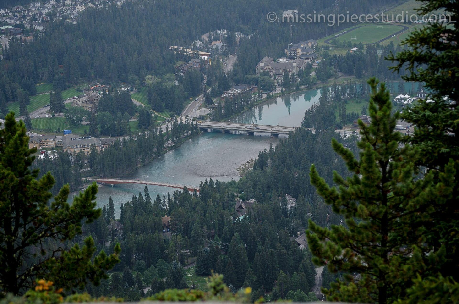 Tunnel Mountain -Banff Canada-Alberta073