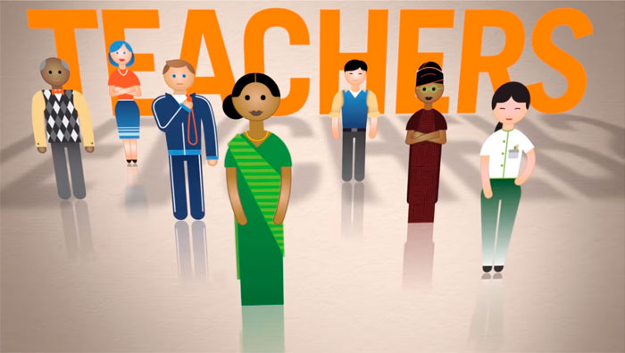 'Graças a um professor' em inglês   Inglês Todos os Dias #403