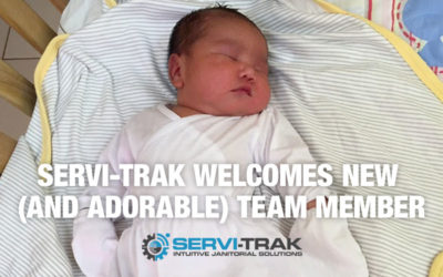 Servi-Trak Welcomes New (And Adorable) Team Member