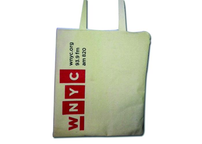 WNYC Tote Bags