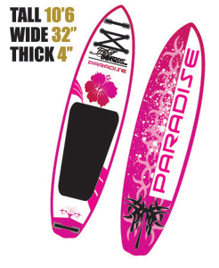 Custom Stand Up Paddle Boards are This Summer's Must Have Item!
