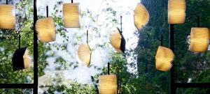 Book Lamps outdoor decor