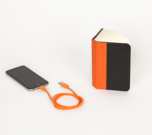 mini book lamp