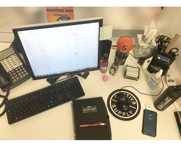 What's On Your Desk Wednesday–Feat. Nicole