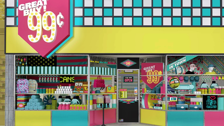 #CreatedByCaptiv8: Arizona Iced Tea Pop Up Shop Merchandise