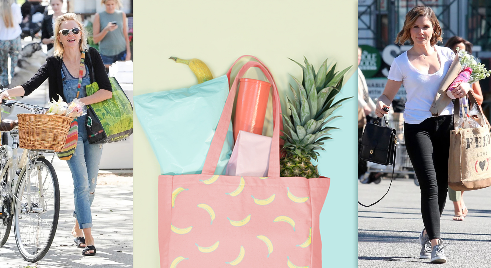 Plastic Bags to Be Banned in New York Means One Thing – Time To Buy Reusable Totes!