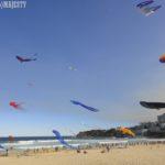 【雪梨遊記】風的嘉年華-風箏節 .::邦黛海灘色彩繽紛的天空::. (Festival of the Winds, 邦黛海灘)