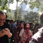 【Sydney Life】Sydney Zombie Walk .::The Walking Dead in real life::.