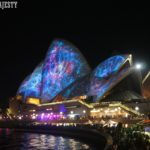 【Sydney Life】 Vivid Sydney .::The festival of light::.