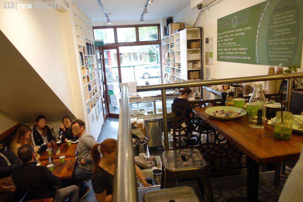 O Organic Produce Cafe