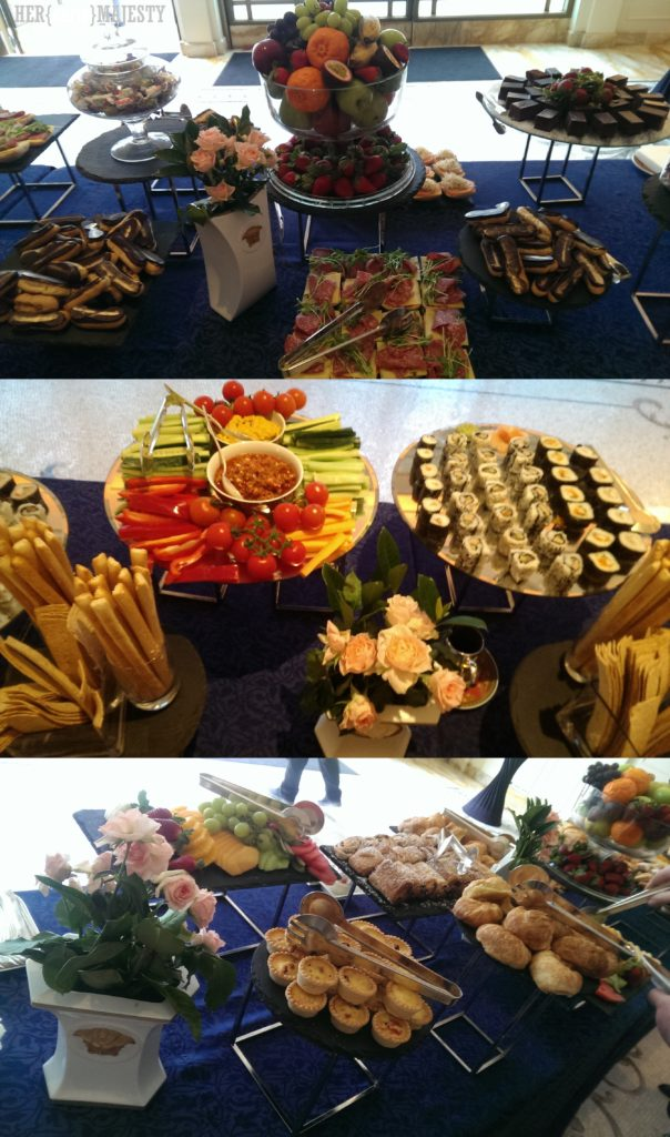 confrence food