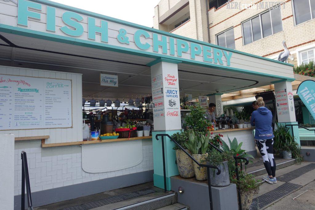 watson bay hotel fish'n'chips