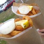 【澳大利亚游记】The Fish Van 塔斯马尼亚美食 .::这难道是塔斯马尼亚最好吃的炸鱼薯条吗(Yes!)::.