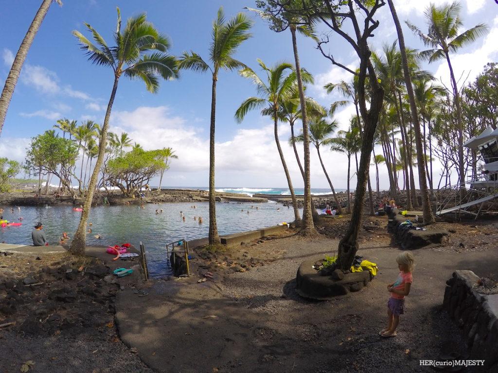 Hawaii Tide Pools