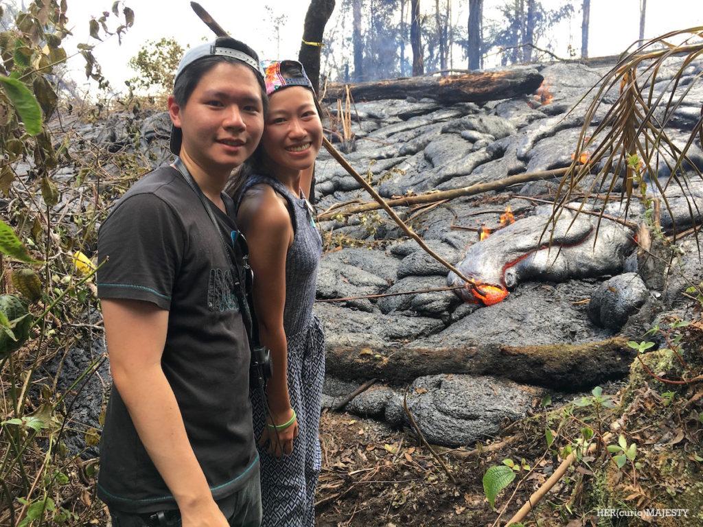 lava hike