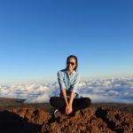 【夏威夷大島遊記】冒納凱山 Mauna Kea .::棉花糖般的雲海上看日落::.