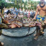 【Hawaii Travel】Luau @ Polynesian Cultural Centre .::Elegant luau with no alcohol & no bikini::.