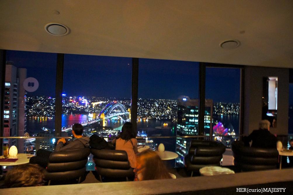 雪梨旋轉餐廳