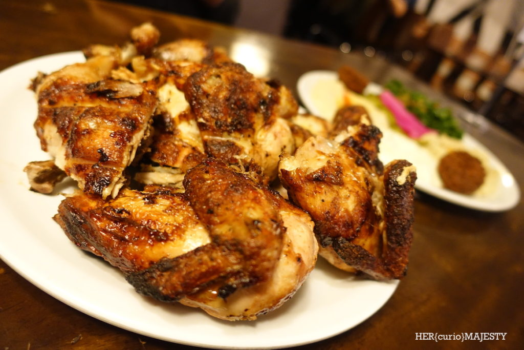 hawa charcoal chicken