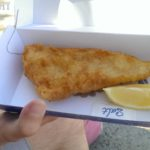 【Sydney Food】Bottom of the Harbour (Balmoral Beach fish'n'chips)