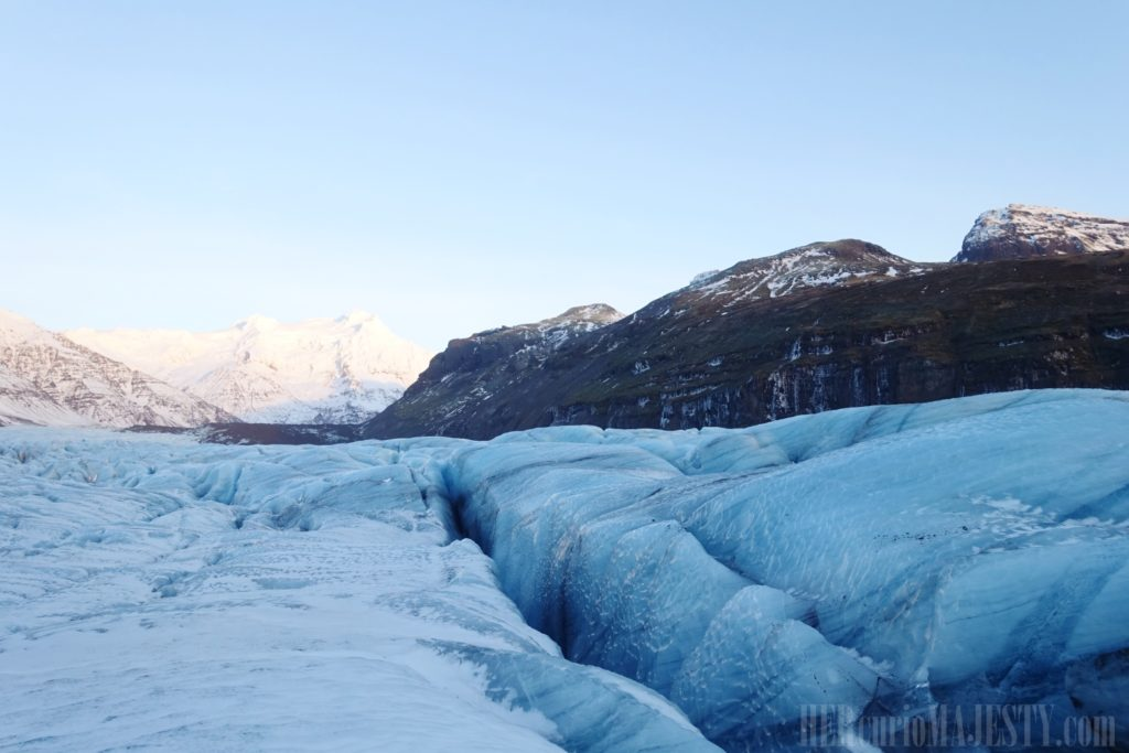 【Magical Iceland】Out of this world: Iceland Glacier hike