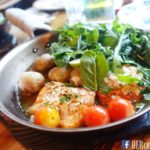 【冰島美食】平底鐵鍋鰈魚、龍蝦湯、麵包湯、熱狗堡