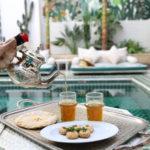 摩洛哥遊記//綠洲般的網紅Riad民宿 [菲斯|藍城|馬拉克什住宿推薦]