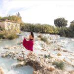 托斯卡尼景點介紹 |義大利秘境「藍色階梯溫泉」照片分享及攻略