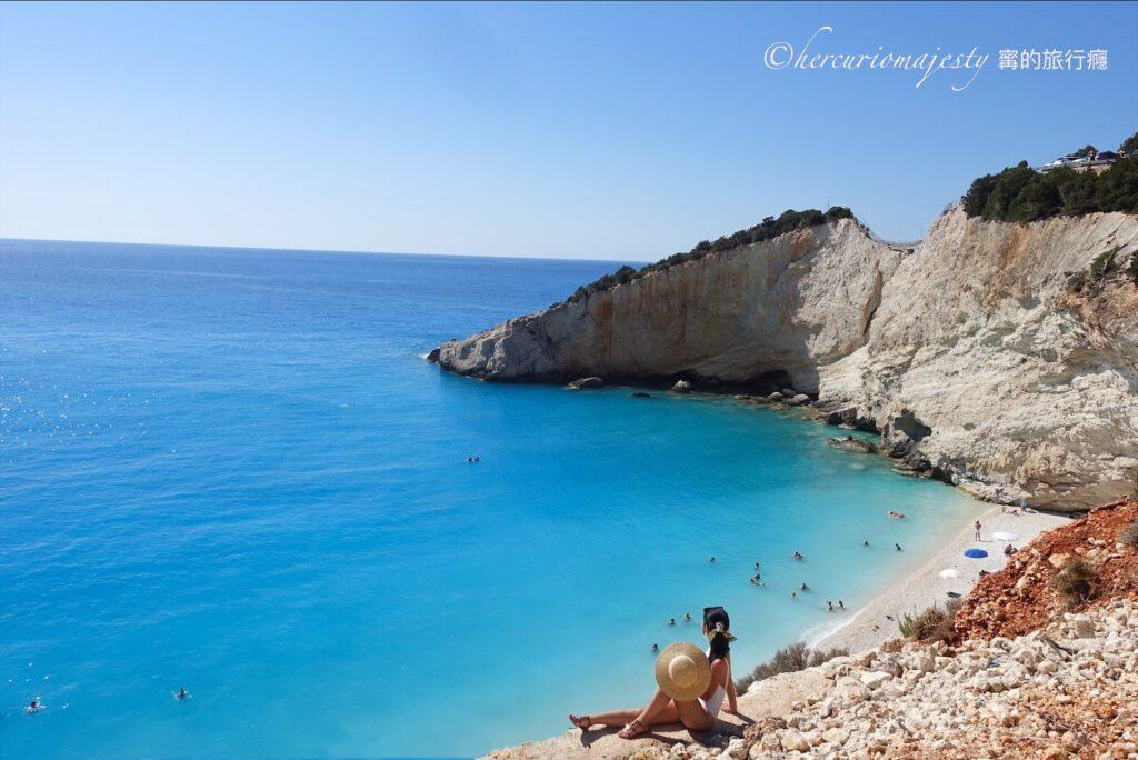 Lefkada遊記 | 愛上愛奧尼亞海,「列伕卡達」八個迷幻藍海灘特蒐