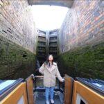 英國旅遊 | 開船屋上下階梯!英國最長最陡的Foxton Locks遊記