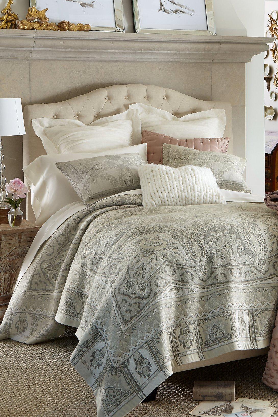 Alhambra Tapestry Coverlet