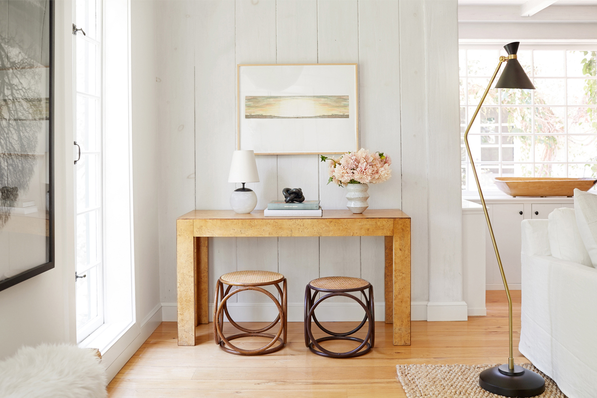 Jenni Kayne Living Room Makeover | One Kings Lane