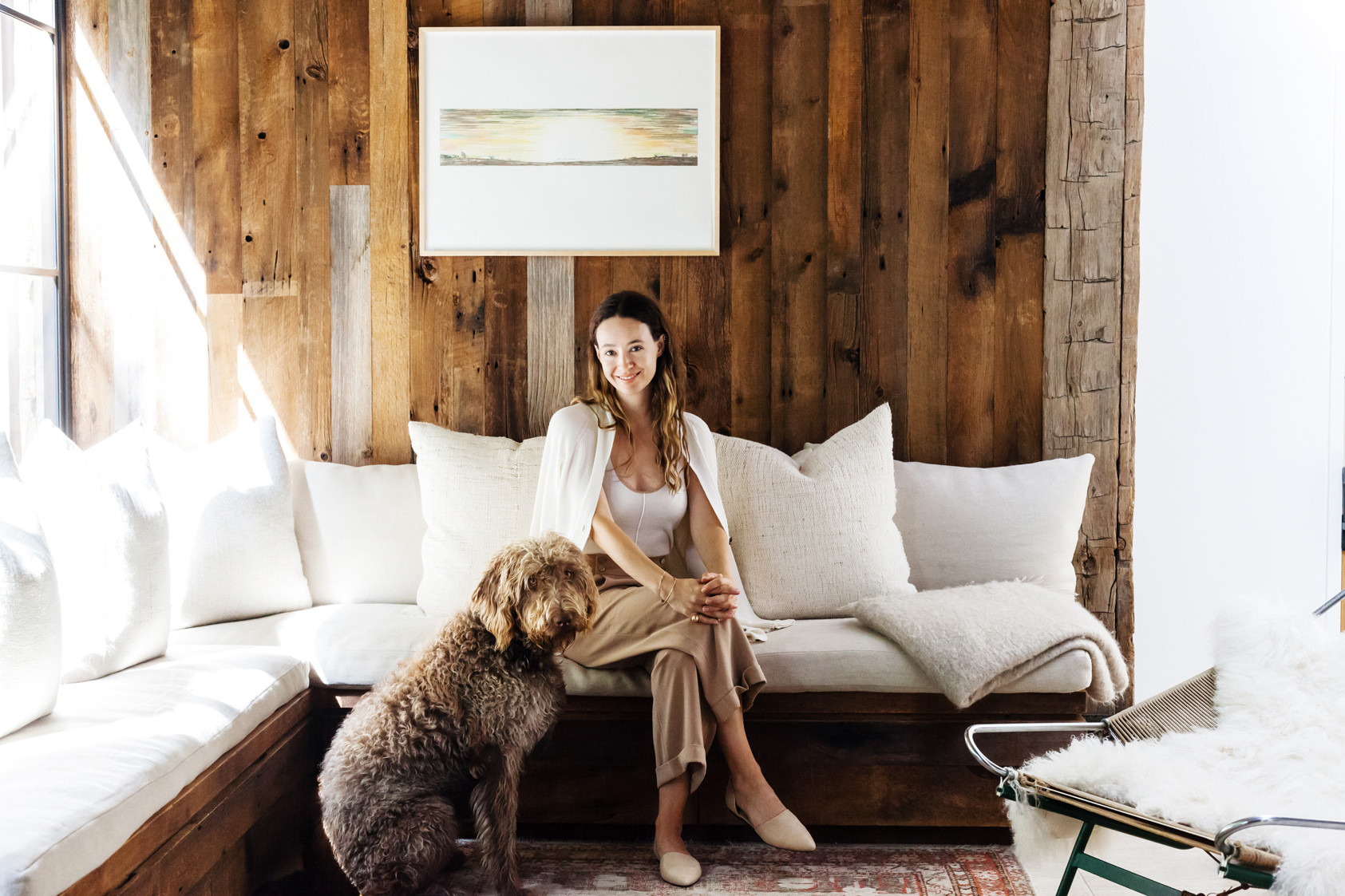 Jenny Kayne | Monochromatic Interior Design