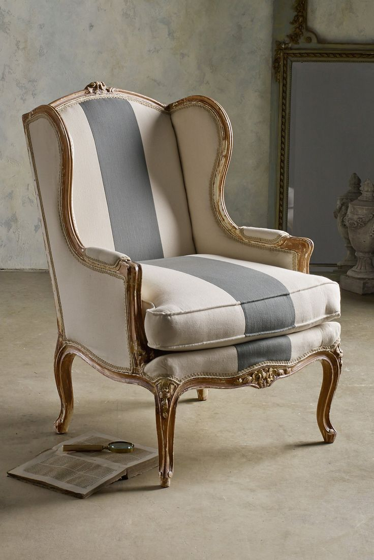 Sophie Wing Back Chair