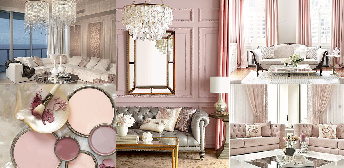 How to Decorate in the Modern Glam Style   Interior Design Styles