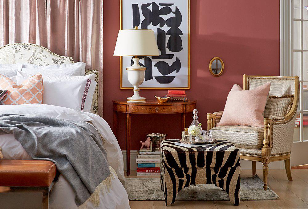 Modern Glam Decorating   Interior Design Styles