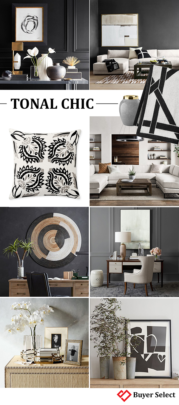 Tonal Chic Design