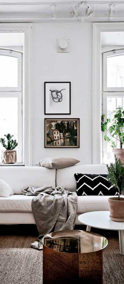 Scandinavian Decorating Ideas