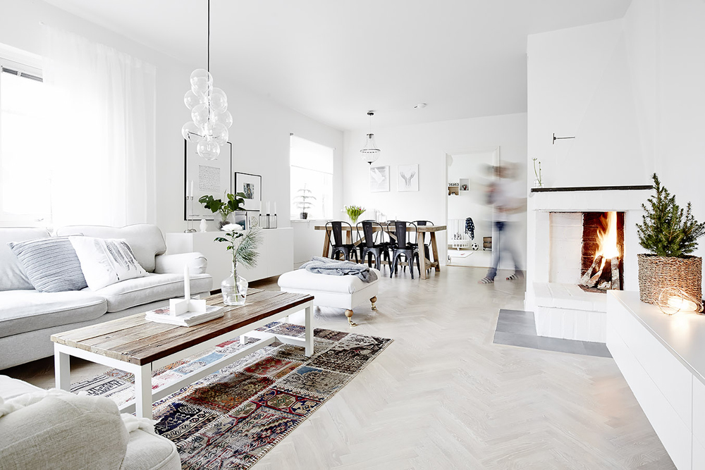 Gorgeous Scandinavian Design Interior
