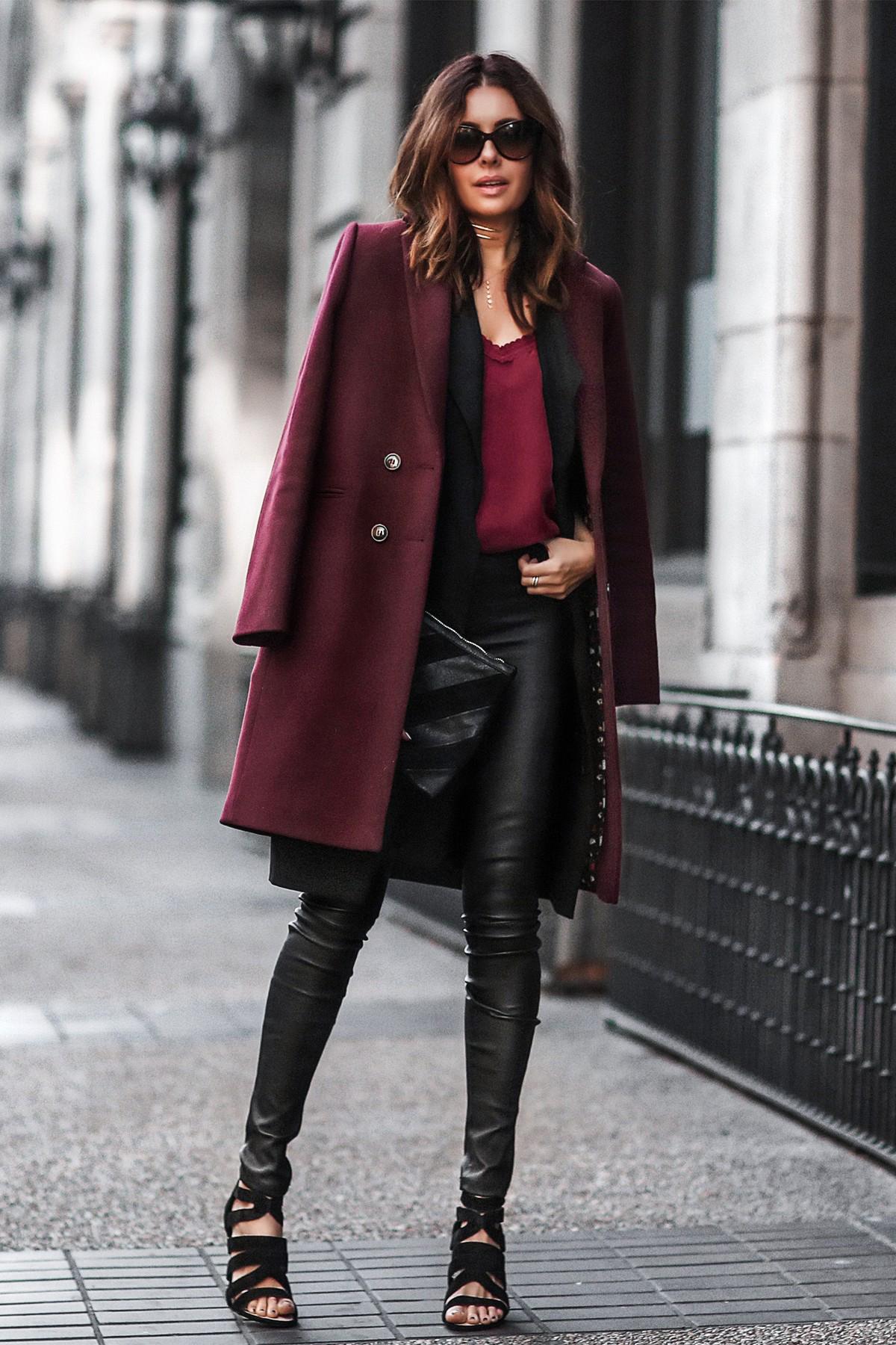 Black & Berry Street Style