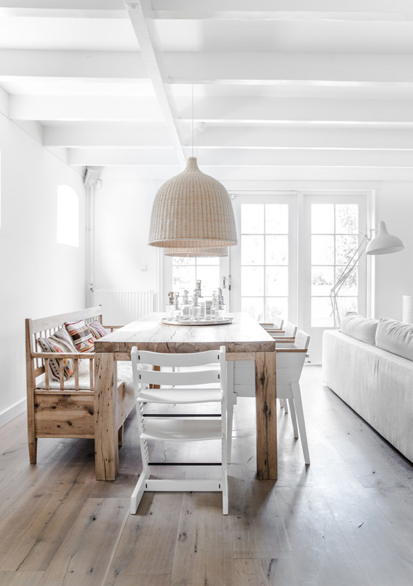 Nordic Dining Room Design