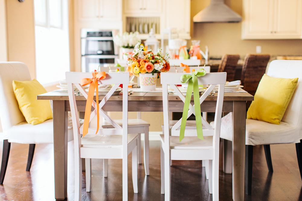 The Tomkat Studio | Easter Tablescape