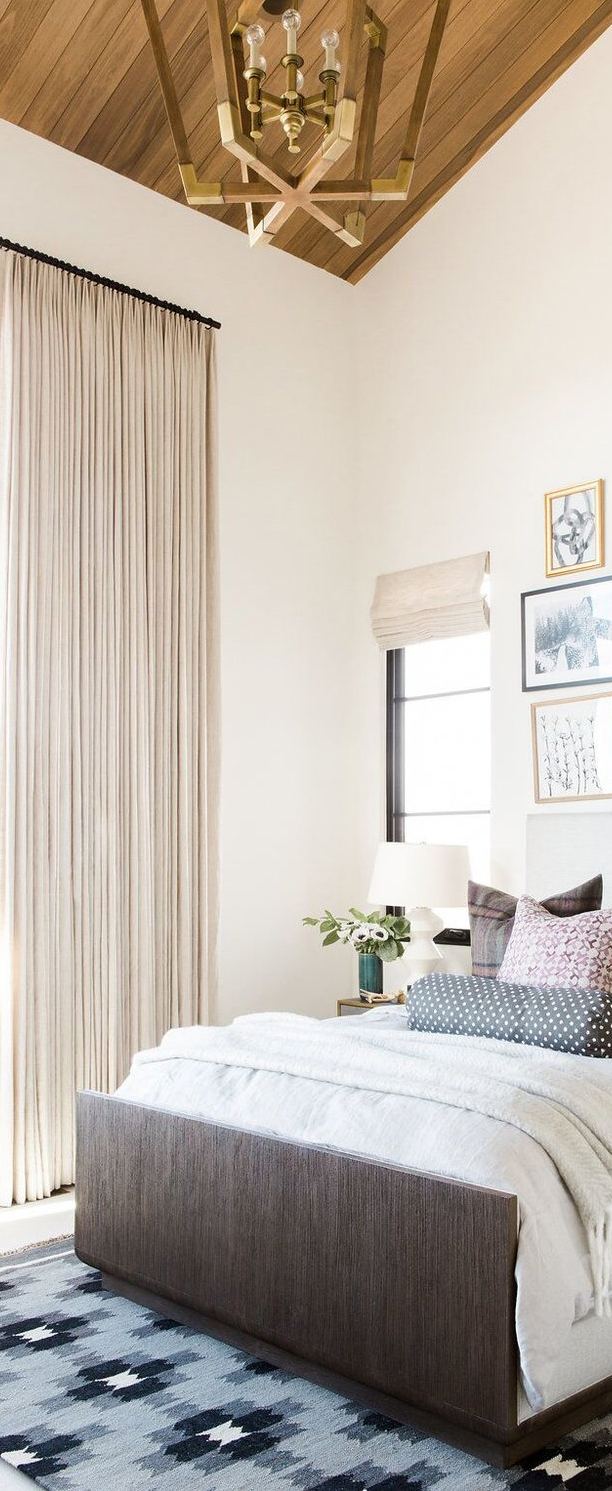 Guest Bedroom with Gallery Wall   Studio McGee Design