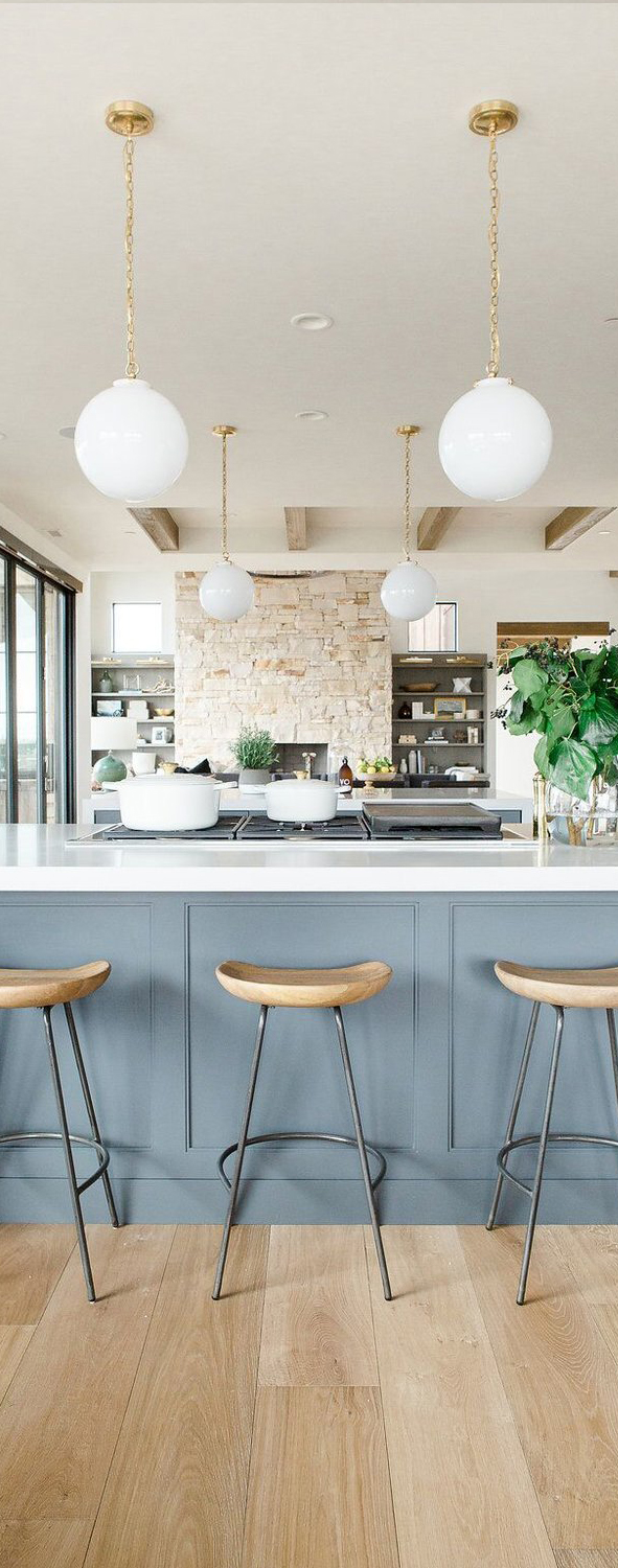 Studio McGee Promontory Project   Modern Mountain Kitchen/Dining