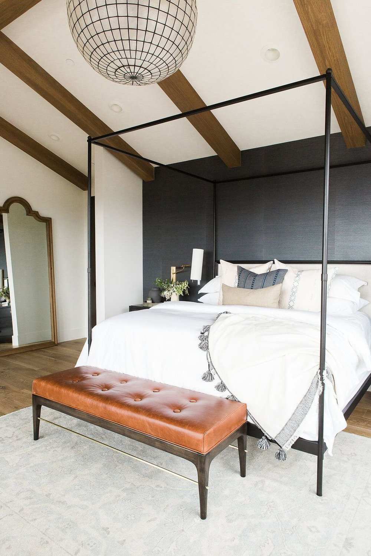 Modern Mountain Bedroom
