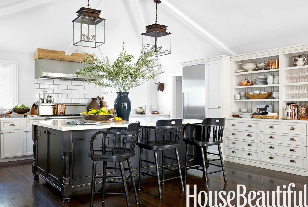 Globally Inspired Kitchen