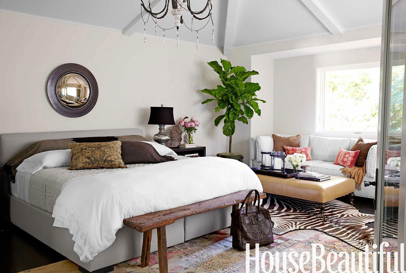 Globally Inspired Bedroom