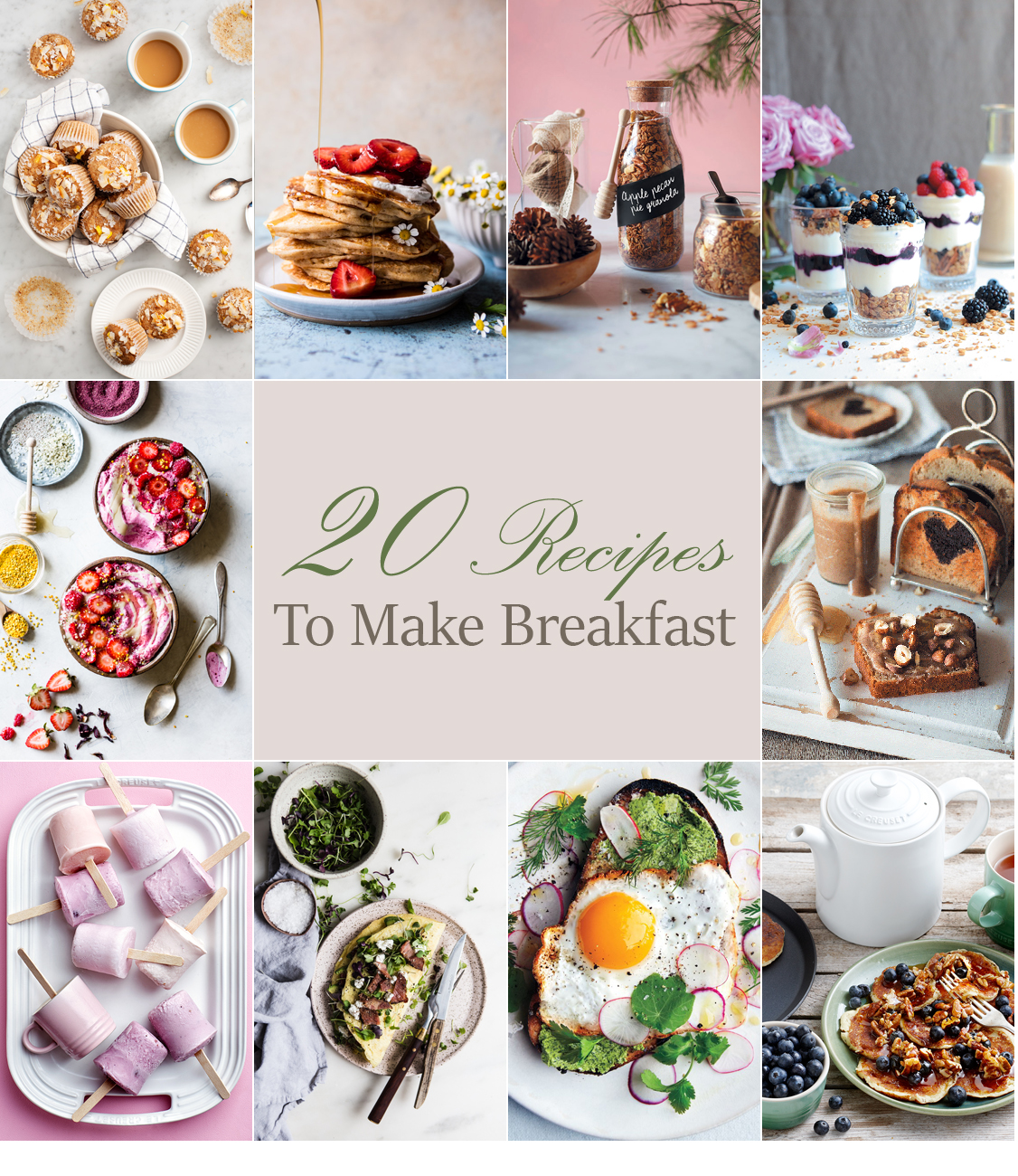 Great Breakfast Recipe Ideas