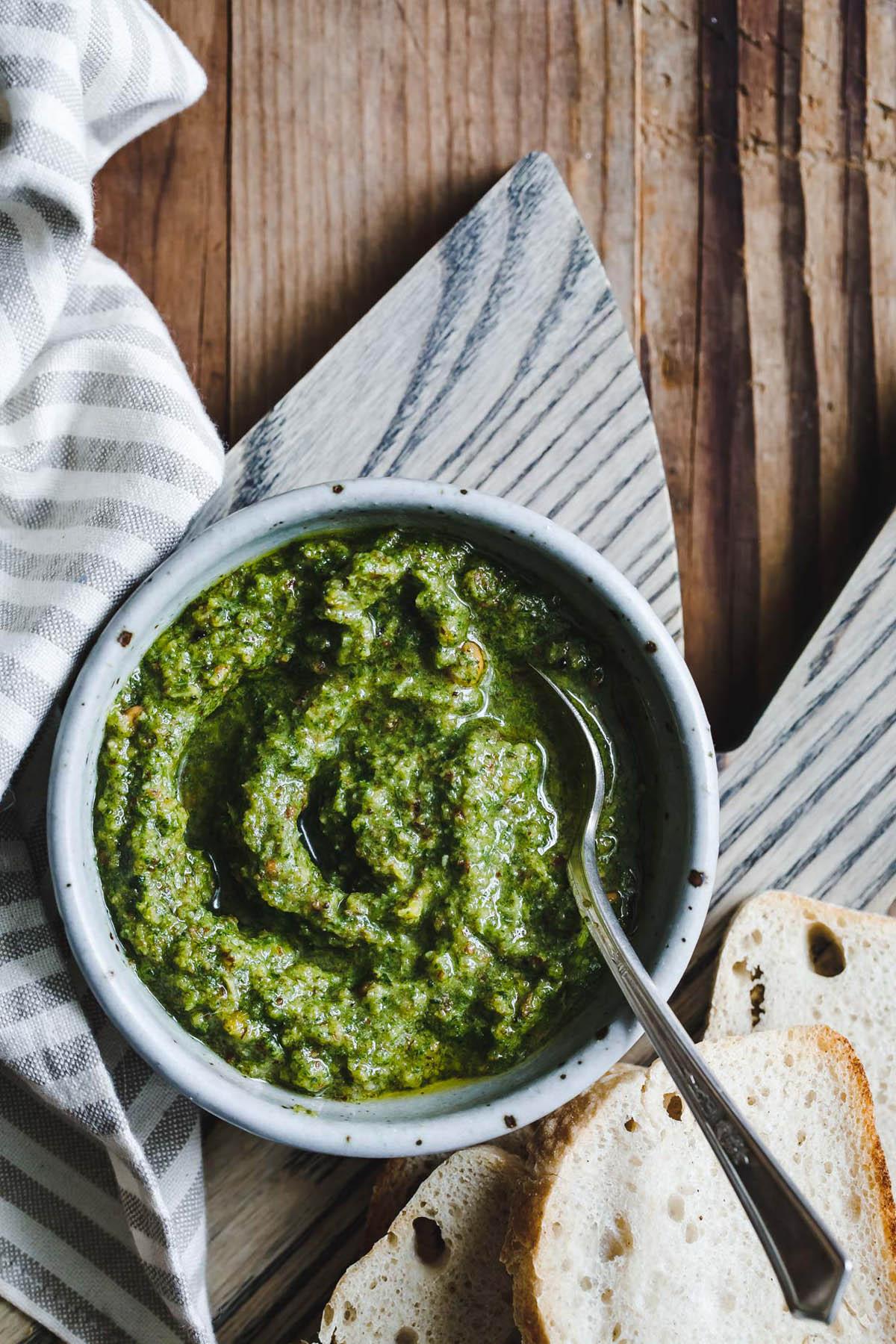 Herb Pesto Recipe