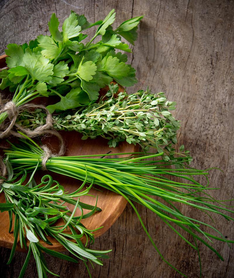 Ways to Use Herbs
